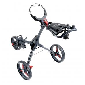 Motocaddy Cube Push Cart Red